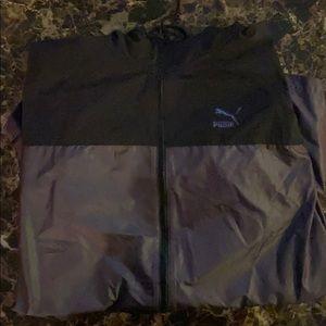 Puma short sleeve jacket